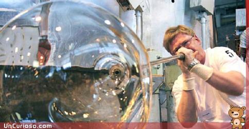 Como se hace el vidrio