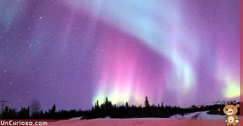 Qué es la aurora boreal