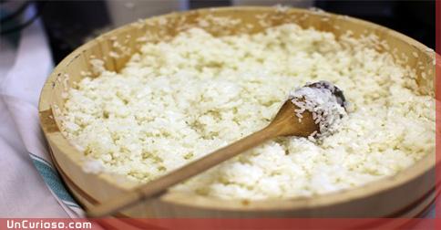 Como se hace el arroz
