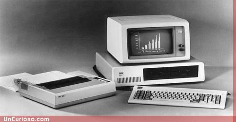 Cuándo se invento la computadora