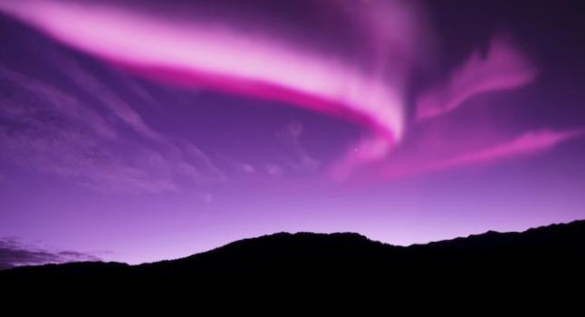 Qué son las auroras boreales