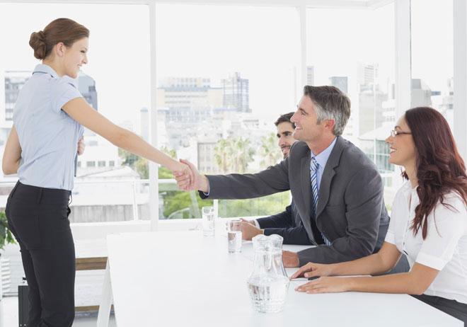 Cómo ir a una entrevista de trabajo