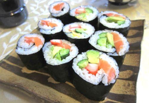 Cómo hacer sushi paso a paso en casa