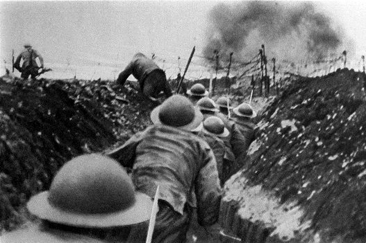 Año de la Primera Guerra Mundial