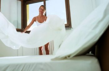 Cada cuánto se debe cambiar las sábanas