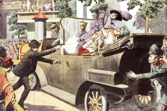 Por qué empezó la Primera Guerra Mundial