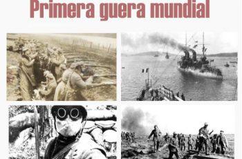 Qué fue la Primera Guerra Mundial