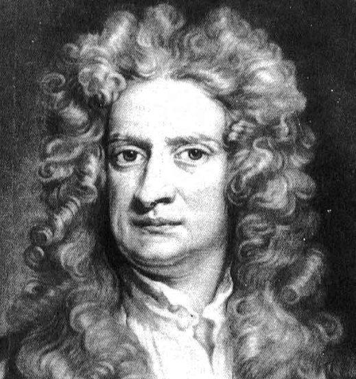 Resumen de la biografía de Isaac Newton