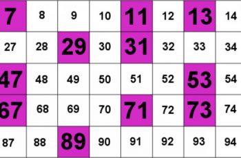 Cuáles son las características de los números primos