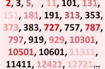 Cómo encontrar números primos