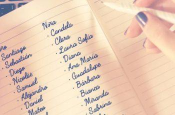 Cómo encontrar nombres para bebés