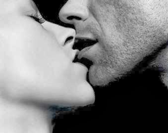 Los besos apasionados son peligrosos para la salud