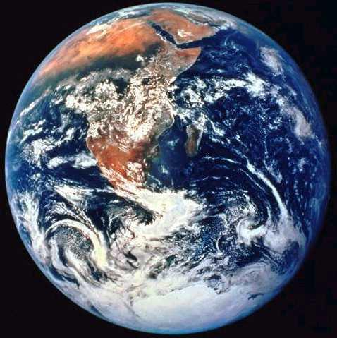 Cuántos años tiene el planeta Tierra