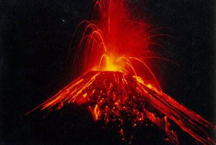 Datos curiosos sobre los volcanes