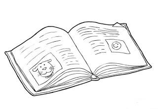 Dibujos de libros