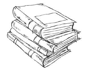 Imágenes de libros para colorear