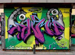 Imágenes de arte grafitti